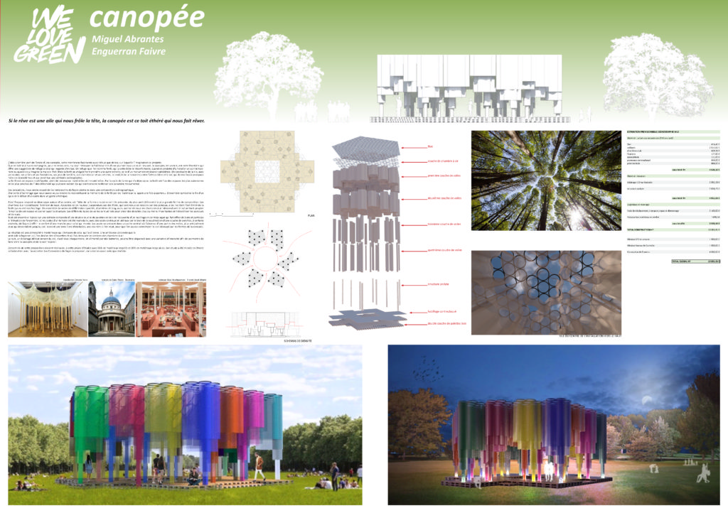 canopée architecture
